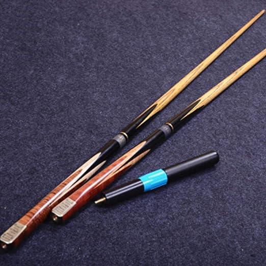 Miwaimao - Juego de tacos de billar (cabeza pequeña, 145 cm ...