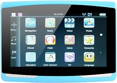 Amazon.com: OUYAWEI - Navegador GPS para coche de 5 pulgadas ...