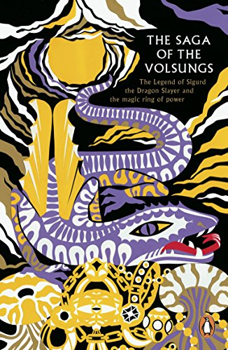 The Saga of the Volsungs (Legends from the Ancient North) by imusti