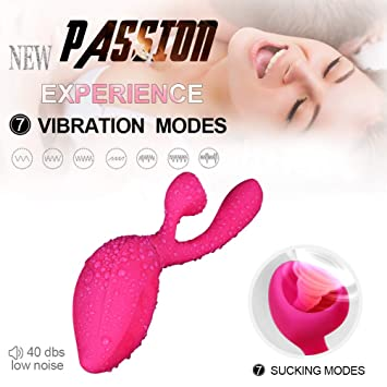 Clitoral Sucking Vibrator G Spot Clit Rabbit Vibrators For Female Nipple Clitoral Stimulator Clit Sucking Massager