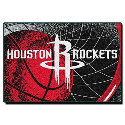 Houston Rockets 40 x 60 Rug