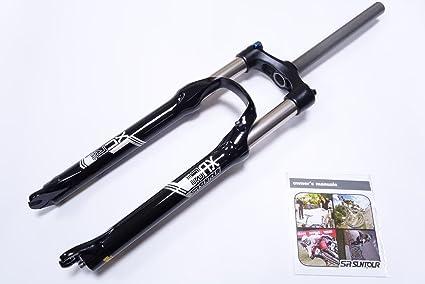 26 1-1//8 Threadless Steerer 100mm Travel SR Suntour XCR 32 Suspension Fork