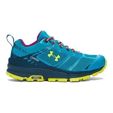 całkowicie stylowy 50% ceny urok kosztów Under Armour Women's Verge Low GTX Hiking Boot Nova Teal ...