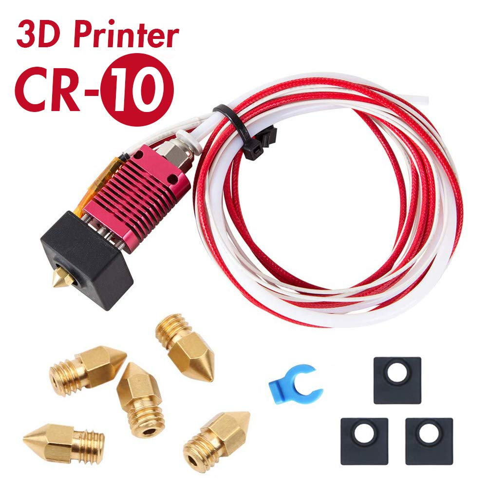 Creality Original Printer 3d Extrusora Ensamblada Mk8 Hot