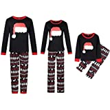 Nhmpretty Christmas Holiday Family Matching Sleepwear Pajamas Set Couples  Pajamas aa16292d8