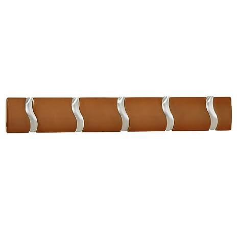 Safco Flip Out - Perchero de pared con 5 ganchos, color ...