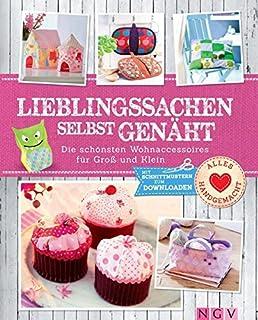 Wohnaccessoires nähen  Kreativbuch Nähen - Ideen für Mode- und Wohnaccessoires und kleine ...
