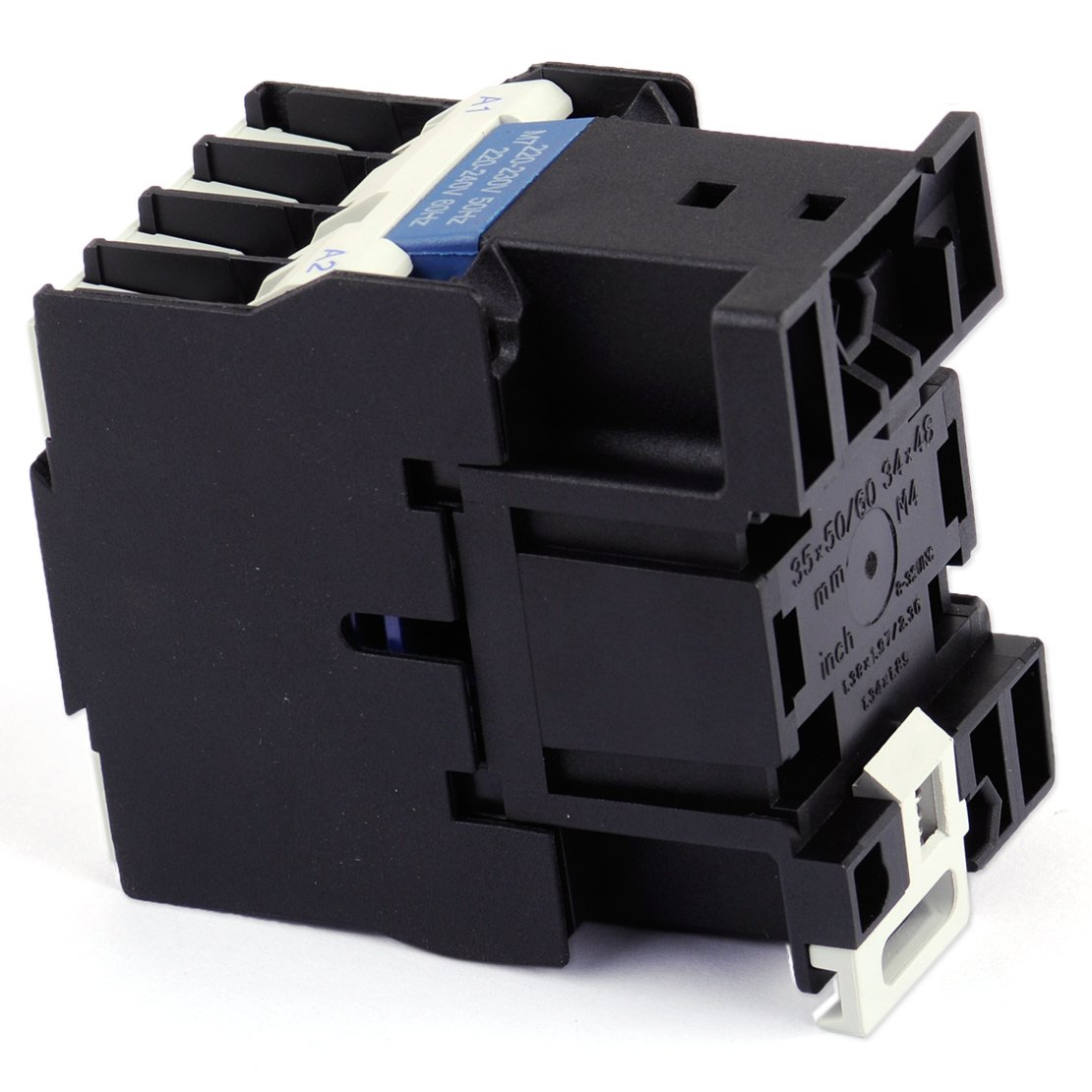 Power AC Contactor 1NO AC 220V M7 50 60Hz Coil Motor Starter Relay 32A 3 Phase Pole