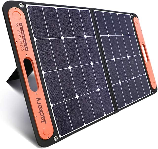 Jackery SolarSaga 60 PRO ソーラーパネル 68W