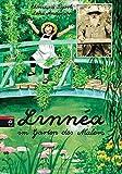 Linnéa im Garten des Malers