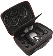 Mavic Mini Drone Carrying Case-Waterproof Hard-Shell EVA Portable Travel Case Fit for DJI Mavic Mini Quadcopter Drone, 3X Ba