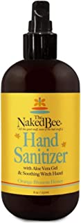 product image for The Naked Bee Hand Sanitizer - Orange Blossom Honey Pump 8oz - Orange Blossom Honey Hand Sanitizer (1 Pack)