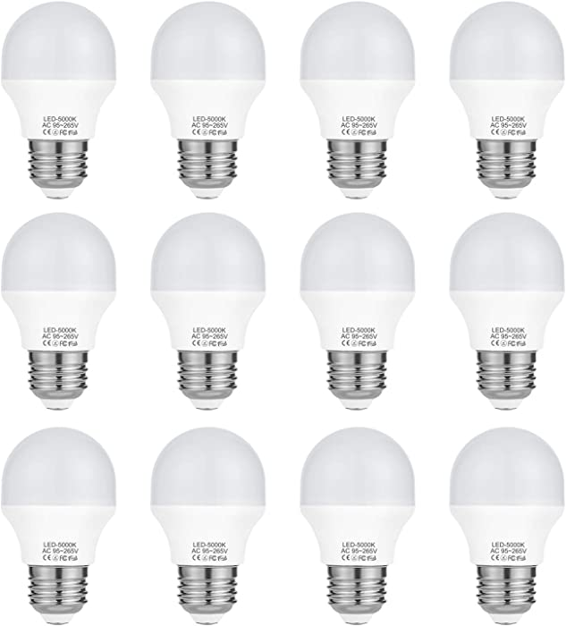 The Best Led Appliance Bulb 40W Intermediate Base