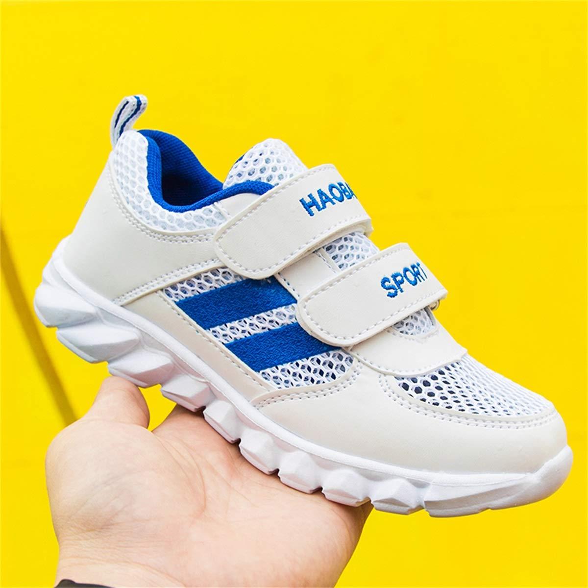Velukin Zapatillas Deportivas Unisex para Ni/ños Transpirables Zapatillas de Running
