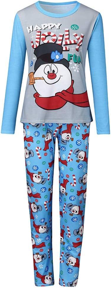 Jujia.Set de Pijama a Juego para Familia, Pijama navideño ...