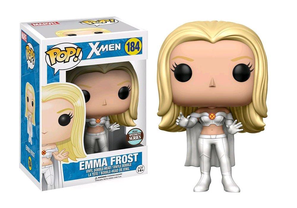 Funko Pop! X-Men - Emma Frost Exclusivo !!!