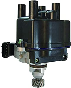 Premier Gear PG-DST77466 Professional Grade New Complete Ignition Distributor Assembly, 1 Pack