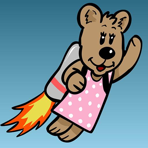 Jet Bear (Maddie Bear's Jetpack)