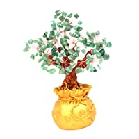 Baoblaze Feng Shui Natural Crystal Bonsai Money Tree Decoration for Bring Wealth & Luck -7''