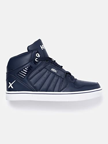 a5997a44d4c HRX by Hrithik Roshan Men Navy Sneakers (10)  Buy Online at Low ...