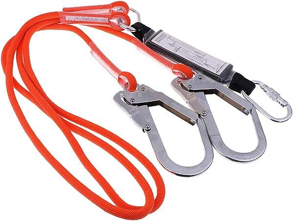 SM SunniMix Cuerda de Seguridad Cuerda de Escalada Cuerda de ...
