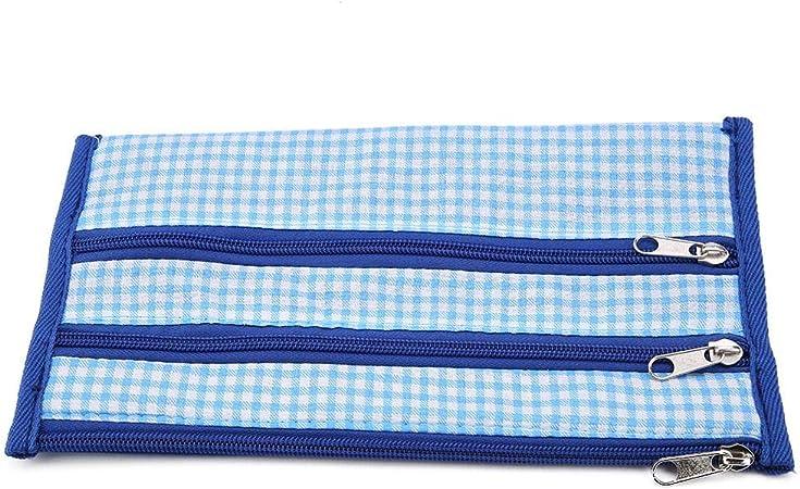 Estuche de ganchillo, estuche para agujas de hilo para agujas de crochet y accesorios Herramienta de tejido de punto de costura para el hogar No se incluyen accesorios: Amazon.es: Hogar