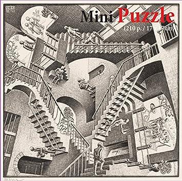 M C ESCHER Jigsaw 1000 Piece Puzzle