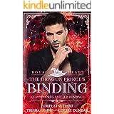 The Dragon Prince's Binding: An M/M MPreg Shifter Romance (Royal Heat Book 2)