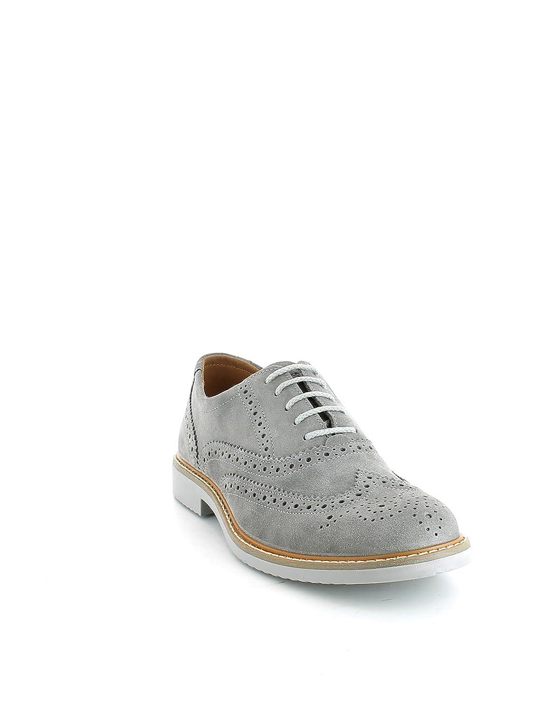 IGI&CO Zapatillas para hombre Gris gris luminoso (ral 7035) Gris Size: 40 Rbfsx