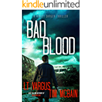 Bad Blood: A Gripping Crime Thriller (Violet Darger Book 4) book cover