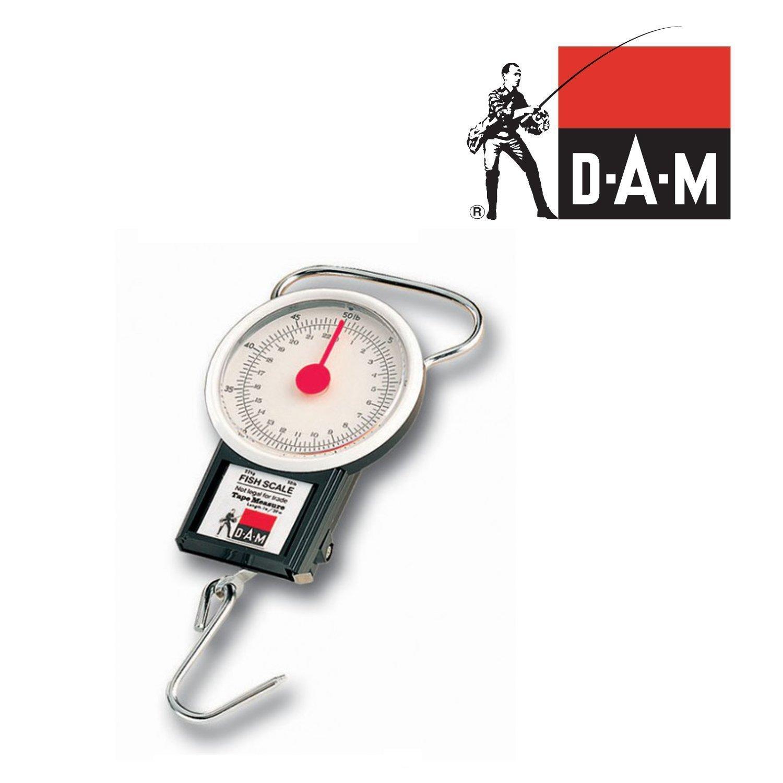 DAM fish Scale SportsCentre