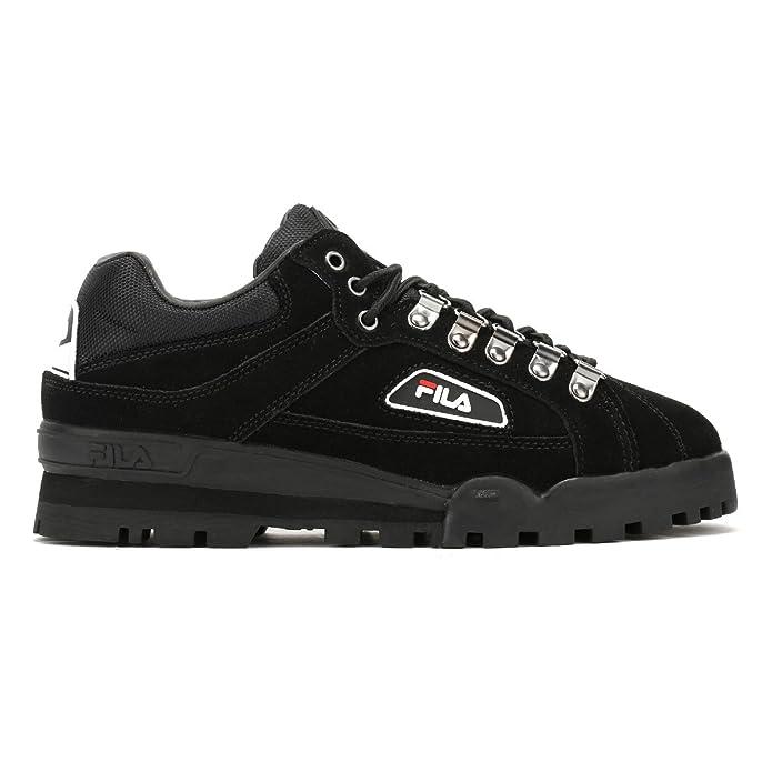 Fila Negro/Blanco Trailblazer Zapatillas: Amazon.es: Zapatos y complementos