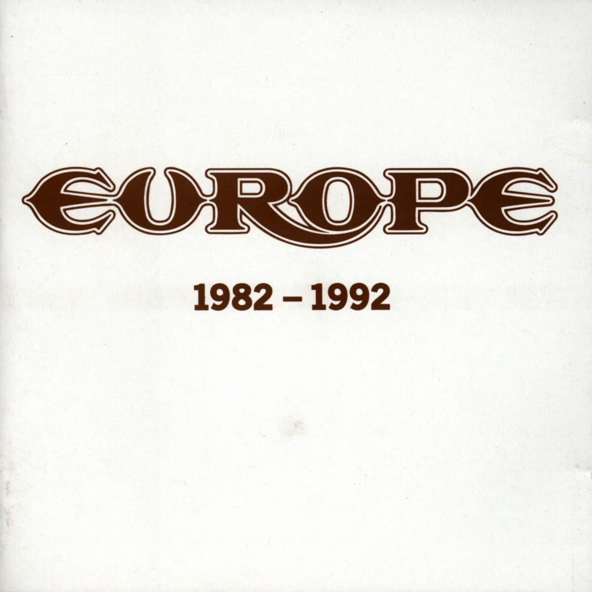 Europe 1982-1992: EUROPE: Amazon.es: Música