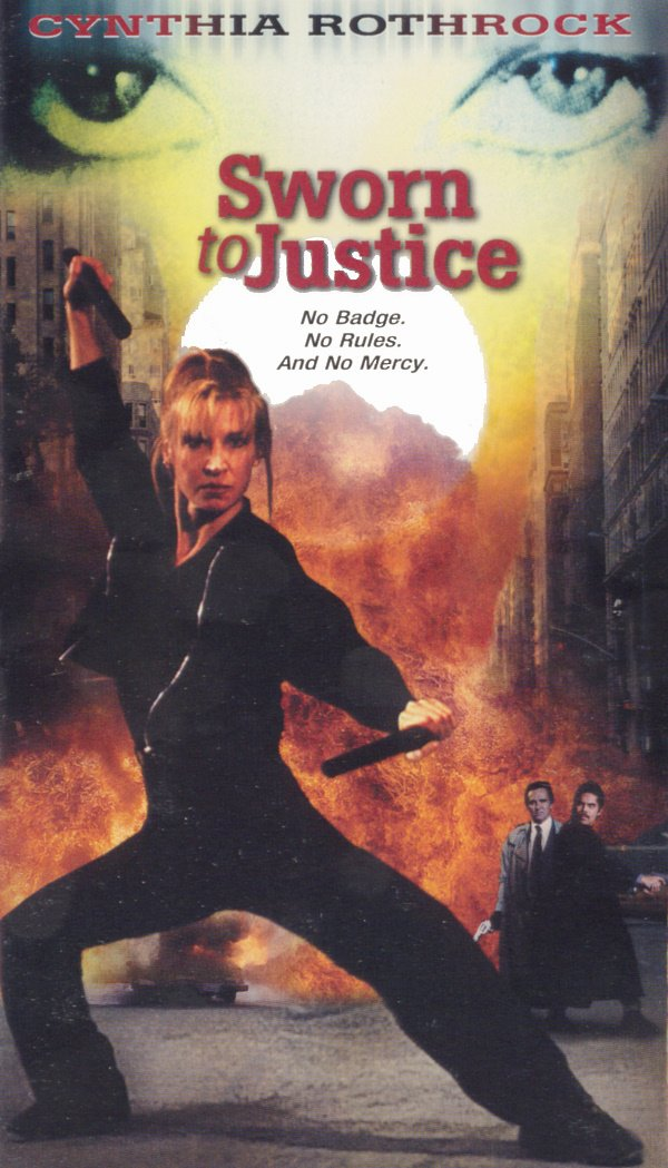 Cynthia rothrock sworn justice well you!