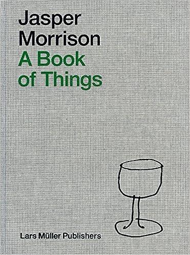 A book of things amazon de jasper morrison fremdsprachige bücher