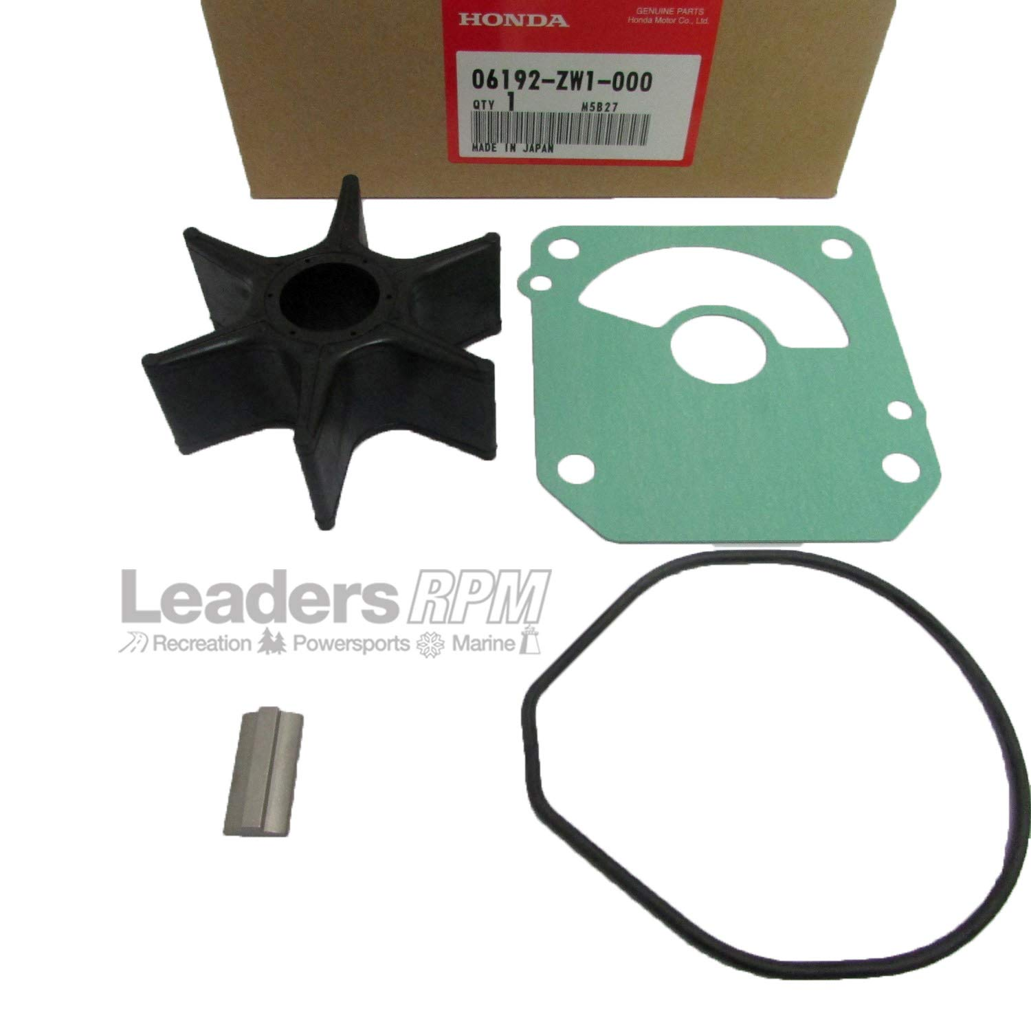 HONDA OUTBOARD  REPLACMENT IMPELLER FITS BF130A IMPELLER KIT PN 06192-ZW1-000