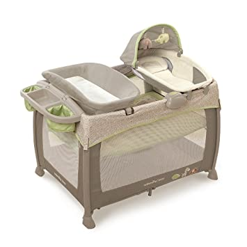 Ingenuity Washable Playard With Dream Centre, Shiloh (Discontinued by Manufacturer)