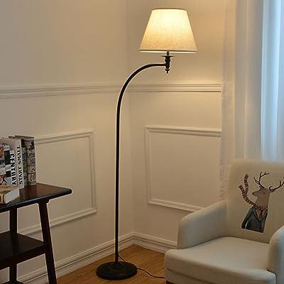Lampadaire Lampadaire salon simple moderne chambre verticale table ...