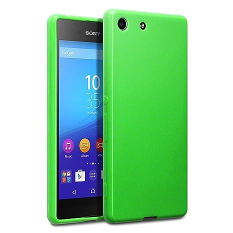 TERRAPIN Sony Xperia M5 Case, Estuche Blando para Sony ...