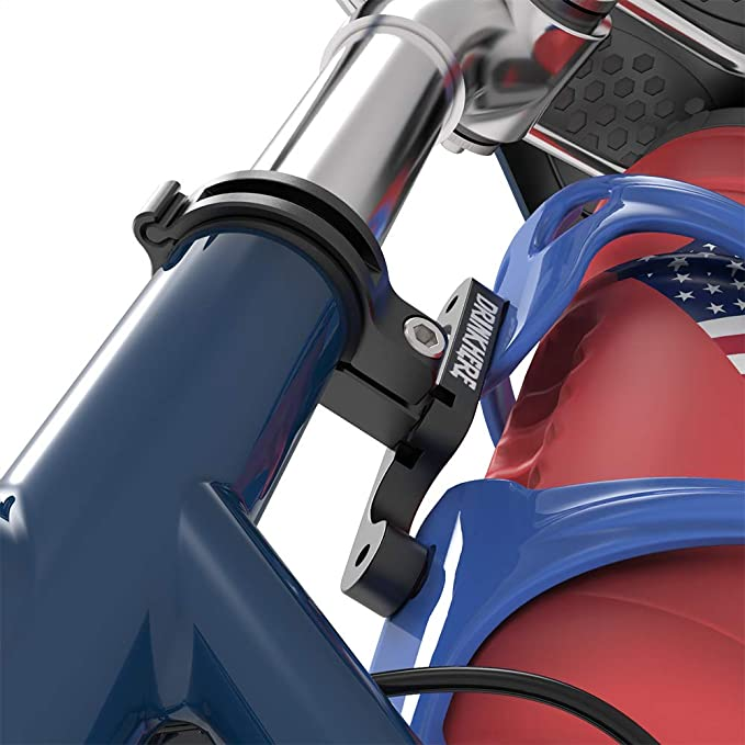 Adapter EFORCAR Bike Bicycle Handlebar Aluminum Alloy Water Bottle Holder Cages