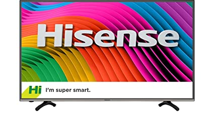 Hisense 43H7C 42 6 Inch Diag 4k UHD Smart TV With HDR Comp 4K Upscaling