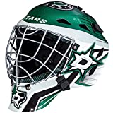 Franklin Sports Dallas Stars Goalie Mask - Team Graphic Goalie Face Mask - GFM1500 Only for Ball & Street - NHL Official Licensed Product