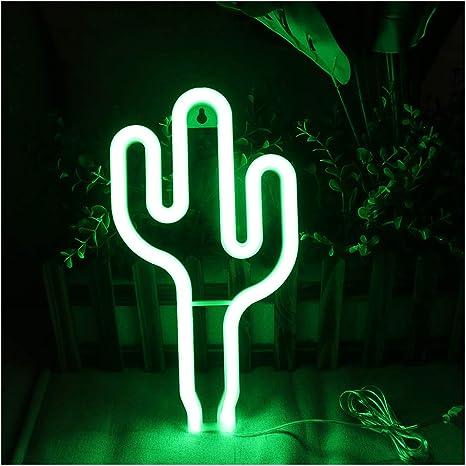 Cactus Led Night Light Children Led Lamp For Living Room Decoration PA