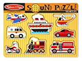 Melissa & Doug Vehicles Sound Puzzle thumbnail