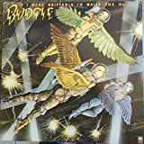 Budgie - If I Were Brittania I'd Waive The Rules - A&M Records - SP-4593