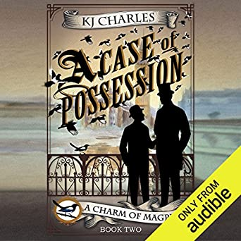 A Case of Possession by KJ Charles | amazon.com