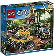 LEGO - 60159 - City Jungle Explorers - Missione nella giungla con il semicingolato