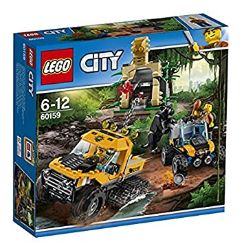 LEGO City In Out Jungla: Misión semioruga