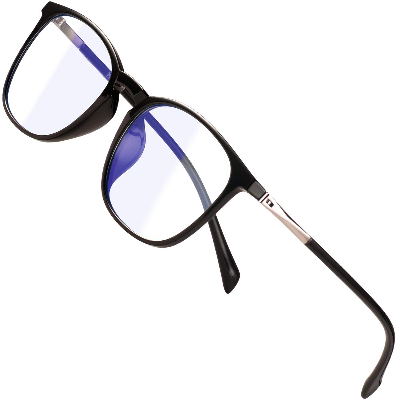 b491ee937fe3 Blue Light Blocking Glasses Computer Glasses FEIDU Blue Light Glasses FD8001