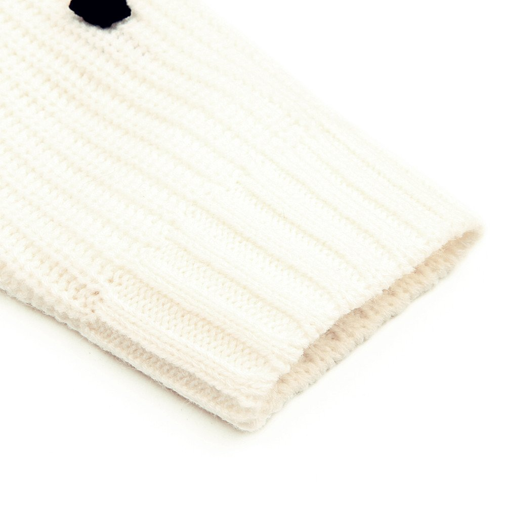 Clearance Newborn Infant Baby Girl Long Sleeve Dot Knitted Sweater Pullovers Tops for 0-24 Months TM Jchen